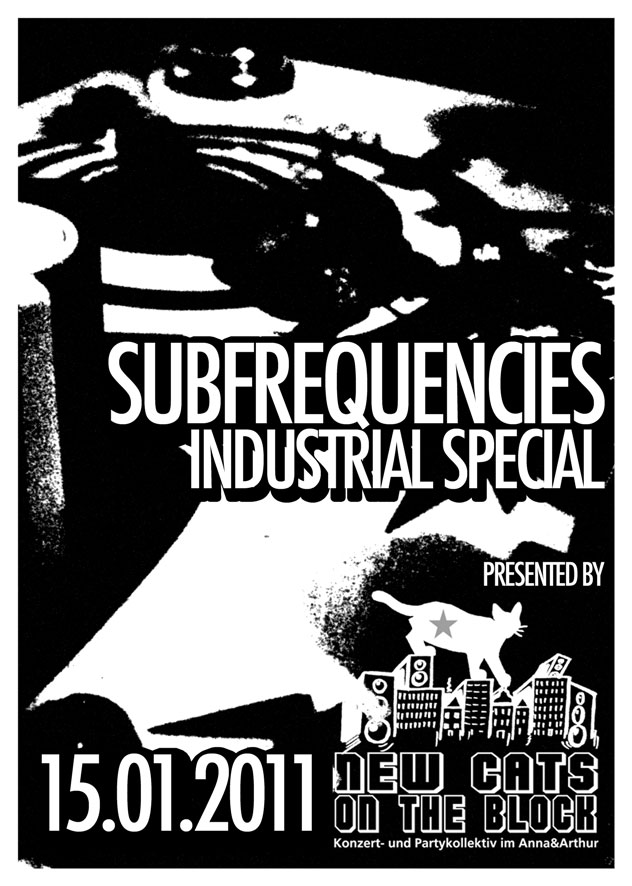 subfrequencies industrial special