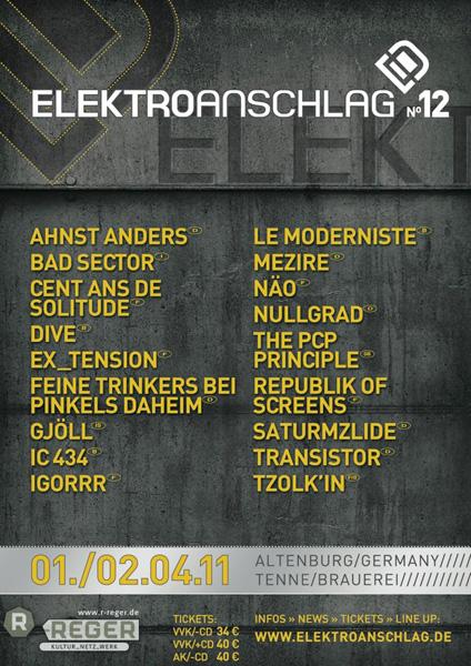thedi @ elektroanschlag 12
