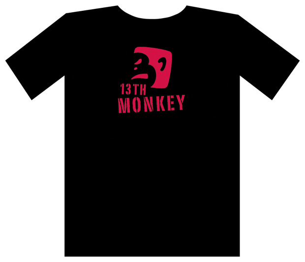 monkey fashion: new shirts