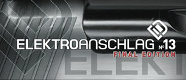 elektroanschlag 13 – final edition