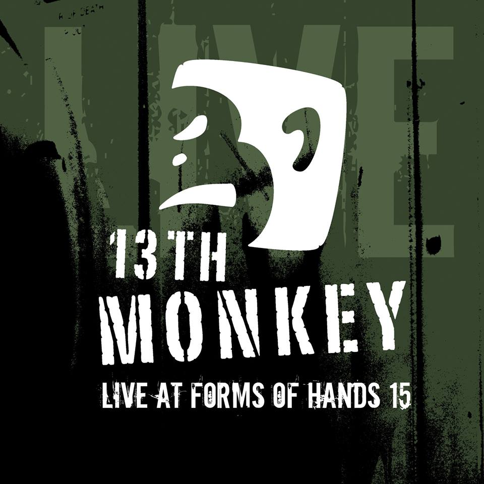 13th monkey live album als digital release veröffentlicht